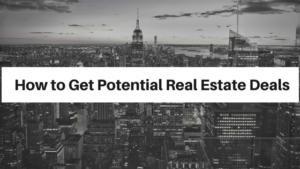 Profit-Making Real Estate Deals