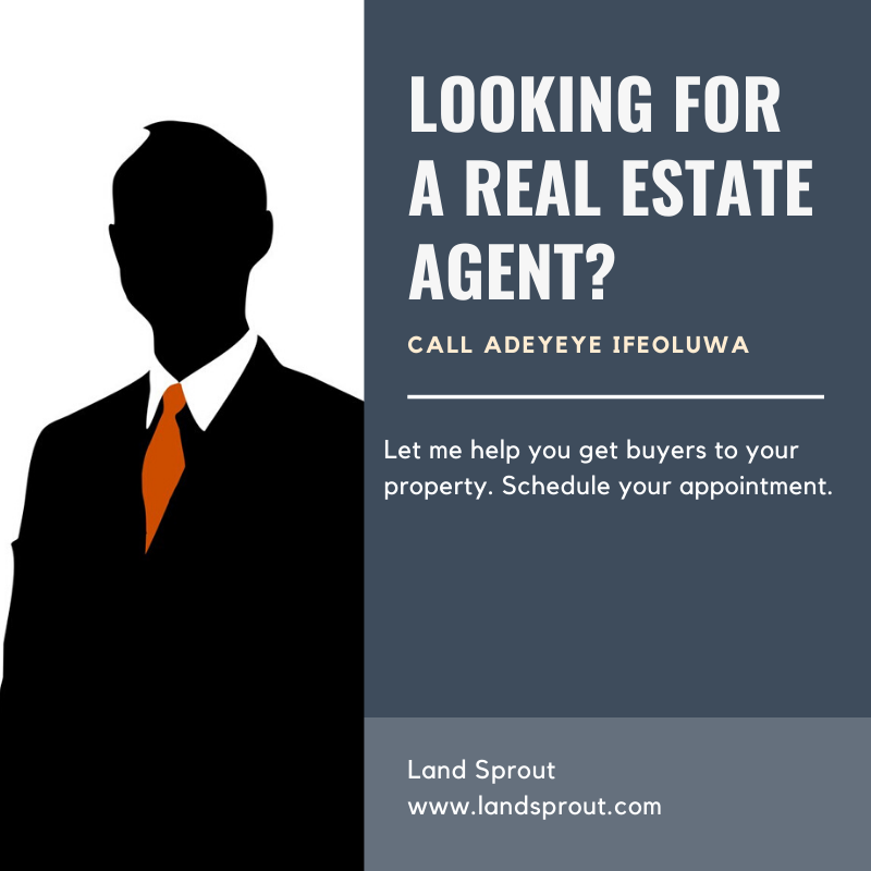 Real Estate Agent in Lagos and Ibadan